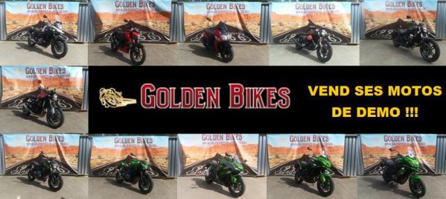 Golden Bikes vend ses motos de démo