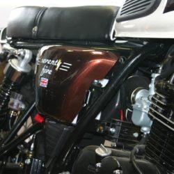 Nos motos vintage Mash 75 - Golden Bikes, votre spécialiste motos et scooters