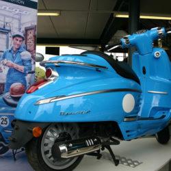 Nos scooters Django - Golden Bikes, votre spécialiste motos et scooters
