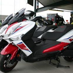 Nos scooters SYM - Golden Bikes, votre spécialiste motos et scooters
