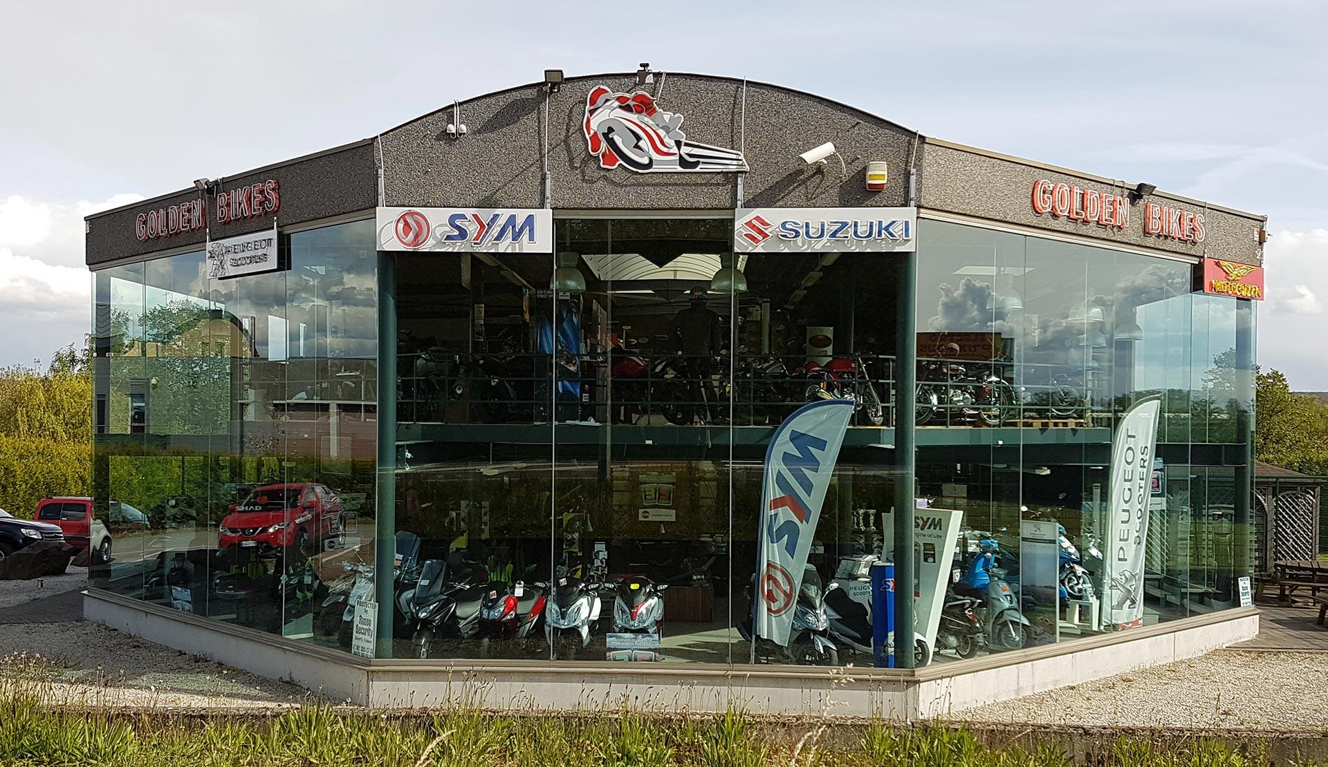 Golden bikes votre sp cialiste motos rebecq magasin - Banc de puissance moto occasion ...