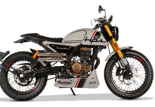 FB Mondial HPS125 en vente chez Golden Bikes