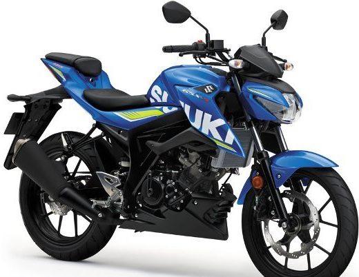Suzuki GSXS125 en vente chez Golden Bikes