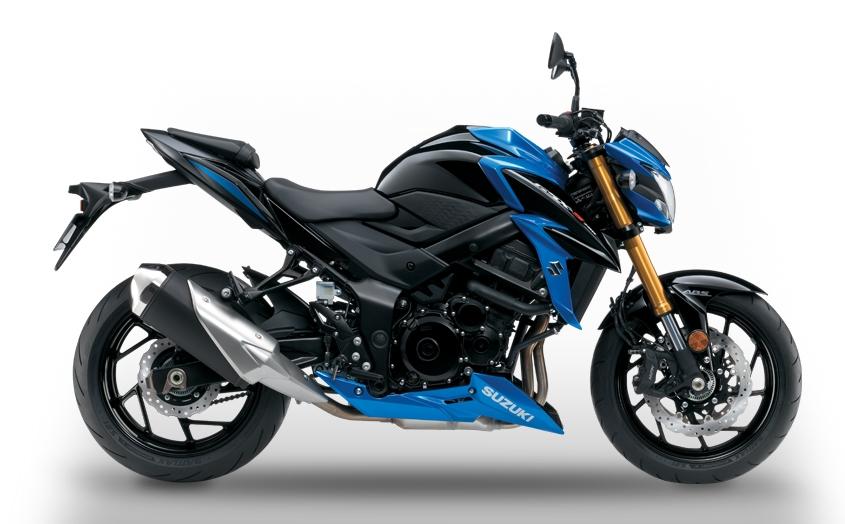 Suzuki Gsxs 750 sport en vente chez Golden Bikes