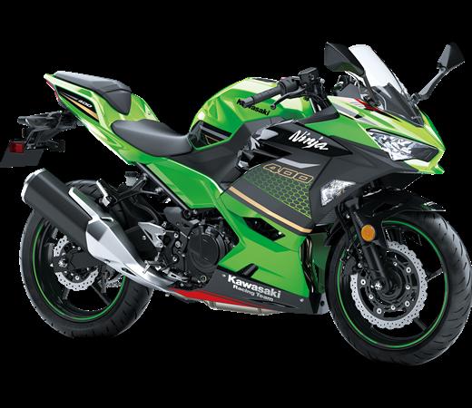 Kawasaki Ninja 400 en vente chez Golden Bikes