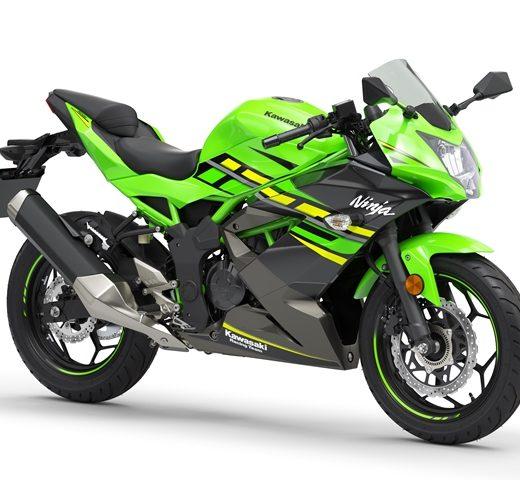 Kawasaki Ninja 125 en vente chez Golden Bikes