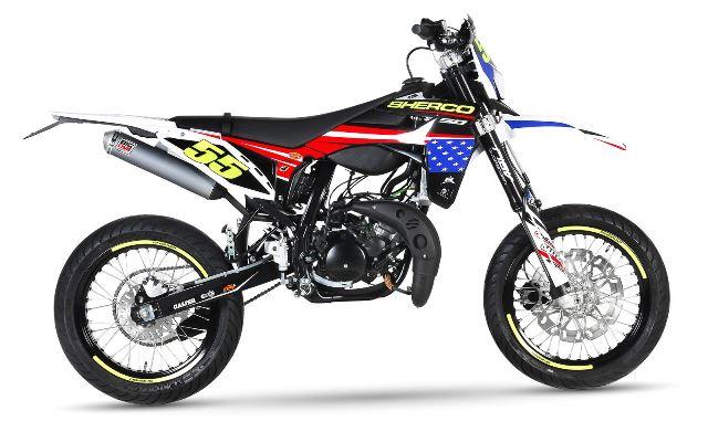 Sherco SM-R50 America en vente chez Golden Bikes