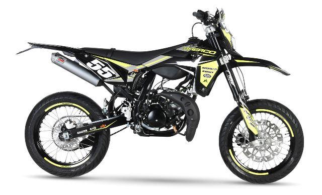 Sherco SM-50 Silver en vente chez Golden Bikes