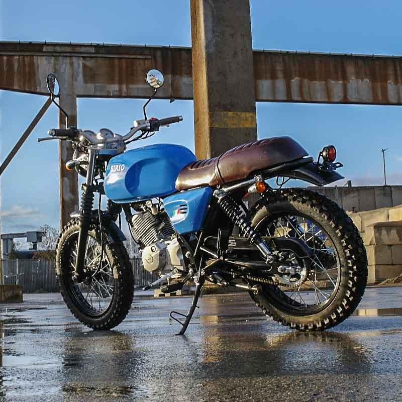Orcal Astor 125 Sirio en vente chez Golden Bikes