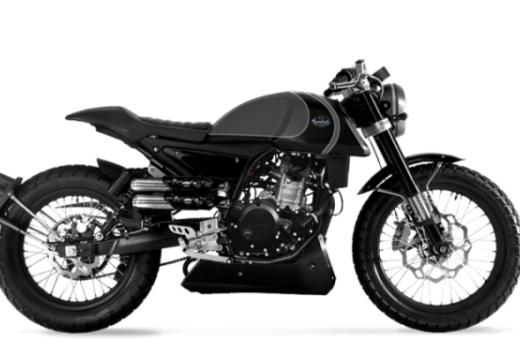 FB Mondial HPS125 LTD en vente chez Golden Bikes