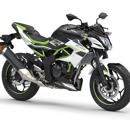 Kawasaki Z125 en vente chez Golden Bikes