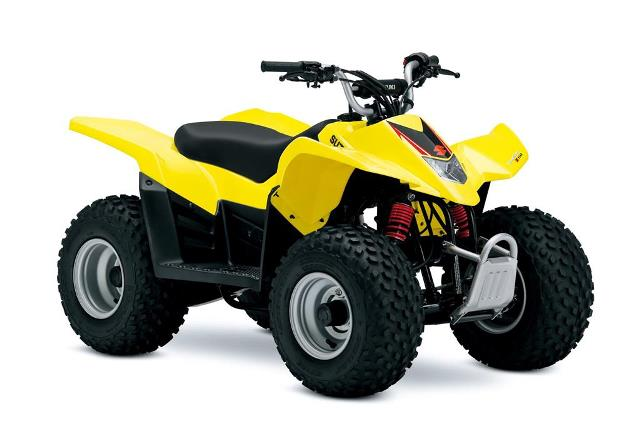 Suzuki LT-Z 50 en vente chez Golden Bikes