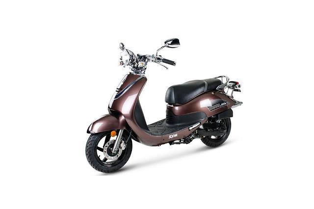 Sym Allo 50 en vente chez Golden Bikes