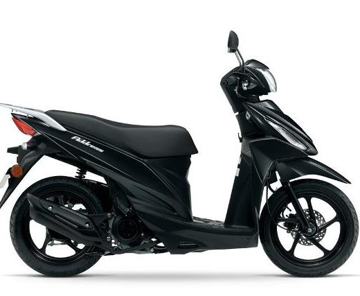 Suzuki UK110 Address en vente chez Golden Bikes