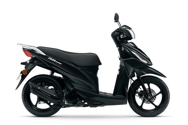 Suzuki UK110 Address en vente chez Golden Bikes