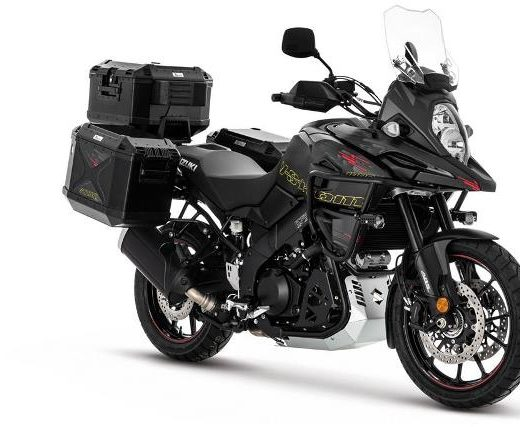 Suzuki V-Strom DL1000 Black Edition en vente chez Golden Bikes
