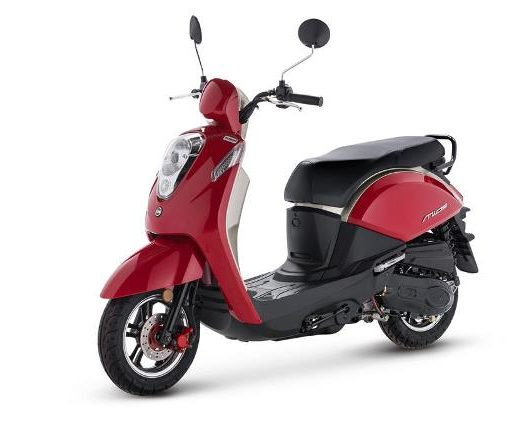 Sym Mio en vente chez Golden Bikes