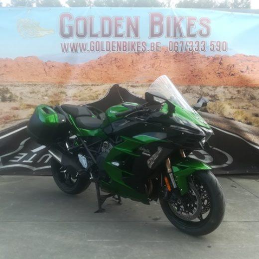 Kawasaki H2 SX SE Tourer en vente chez Golden Bikes