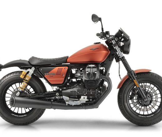 Moto Guzzi V9 Bobber Sport en vente chez Golden Bikes