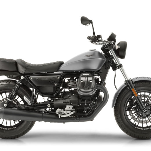 Moto Guzzi V9 Bobber en vente chez Golden Bikes