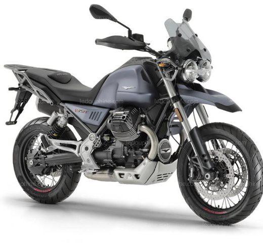 Moto Guzzi V85TT en vente chez Golden Bikes