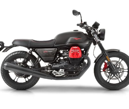 Moto Guzzi V7III Carbon en vente chez Golden Bikes