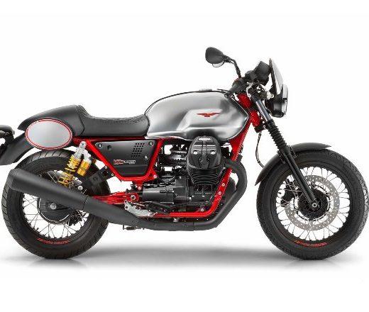 Moto Guzzi V7III Racer en vente chez Golden Bikes