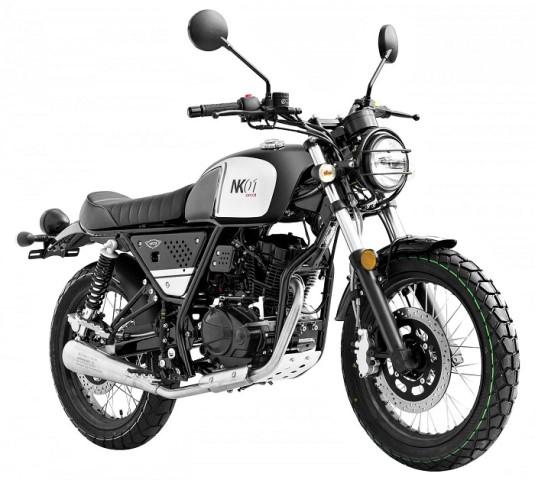 Orcal 125 NK01 en vente chez Golden Bikes