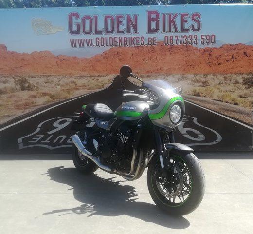 Kawasaki Z900RS Cafe en vente chez Golden Bikes