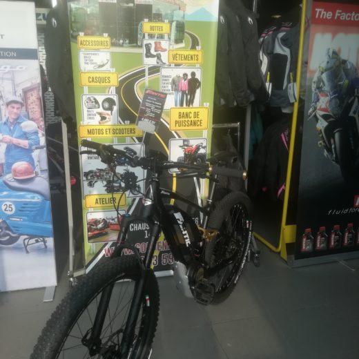 Velo Fantic en vente chez Golden Bikes