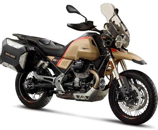 Moto Guzzi V85TT Travel en vente chez Golden Bikes