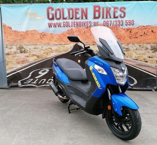 Sym Joymax Z 125 en vente chez Golden Bikes