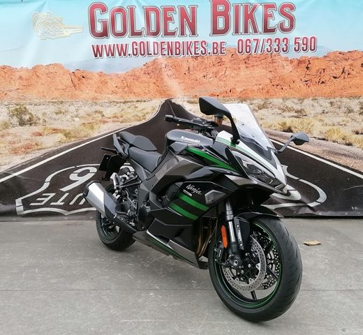 Kawasaki Ninja 1000 SX en vente chez Golden Bikes
