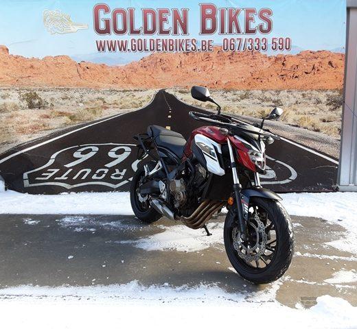 Honda CB650 en vente chez Golden Bikes