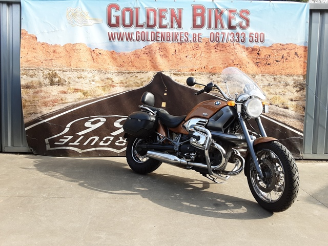 BMW 850C en vente chez Golden Bikes
