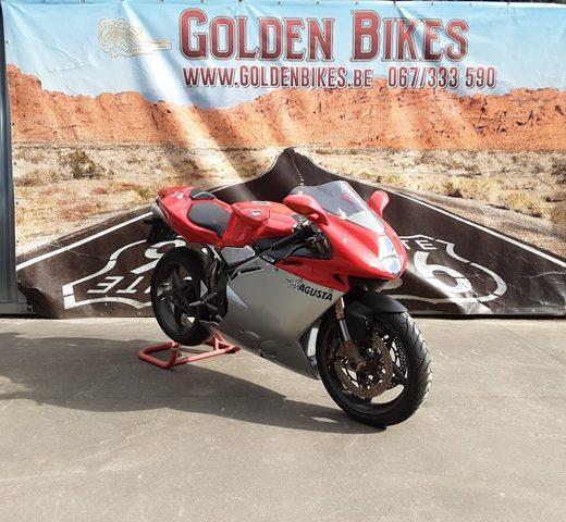 Mv Agusta F4 en vente chez Golden Bikes