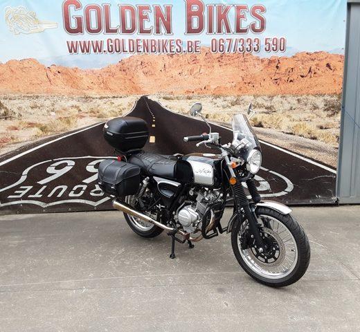 Orcal Astor 125 en vente chez Golden Bikes
