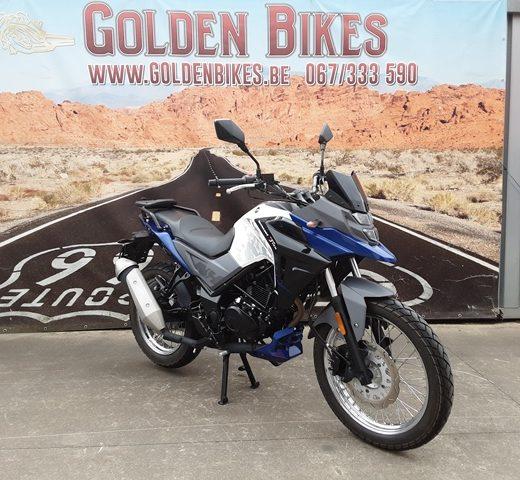 Sym NH-T 125 en vente chez Golden Bikes