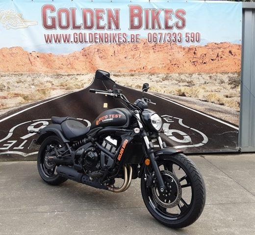 Kawasaki Vulcan en vente chez Golden Bikes