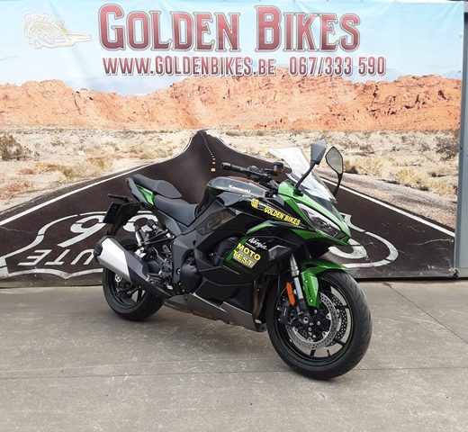 Kawasaki Ninja 1000 SX Tourer en vente chez Golden Bikes