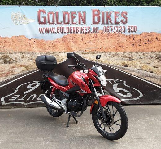 Honda CB125F en vente chez Golden Bikes