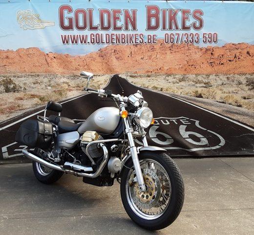 Moto Guzzi California 1100 EV Silver en vente chez Golden Bikes